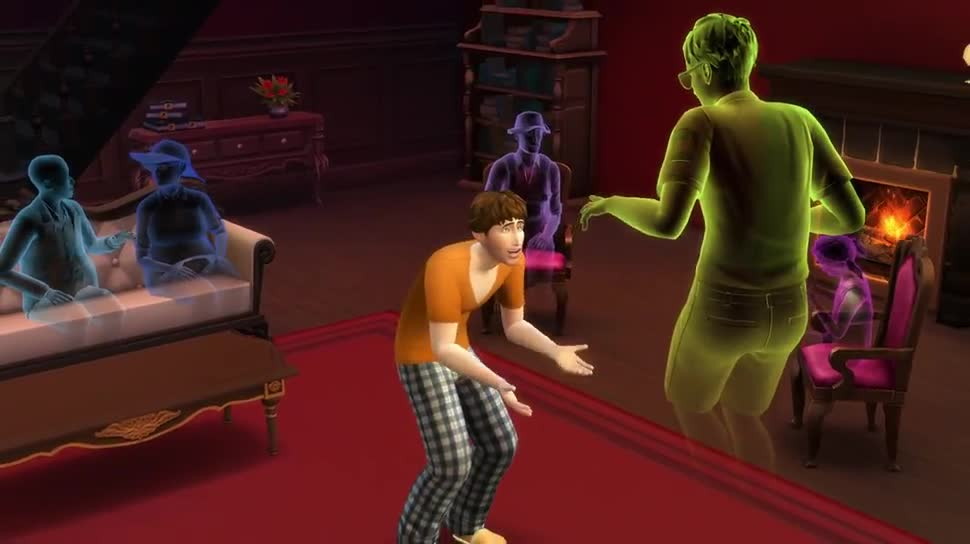 Trailer, Update, Electronic Arts, Ea, Simulation, Die Sims 4, Die Sims