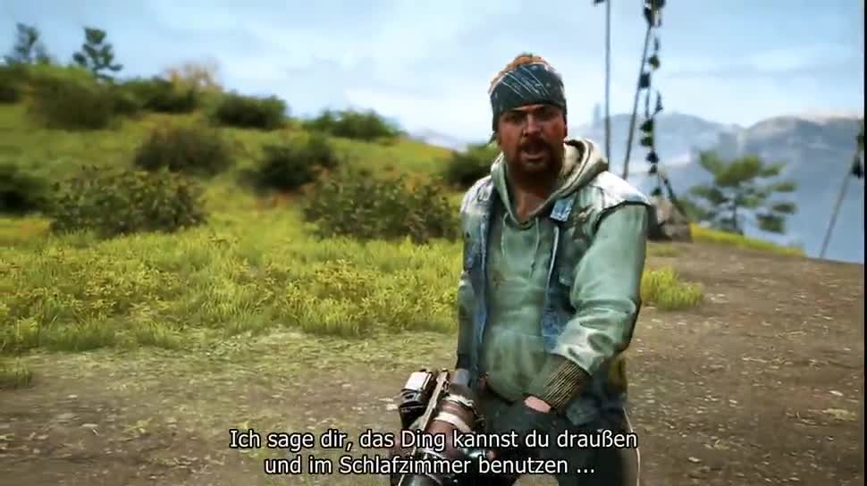 Trailer, Ego-Shooter, Ubisoft, Dlc, Far Cry, Far Cry 4