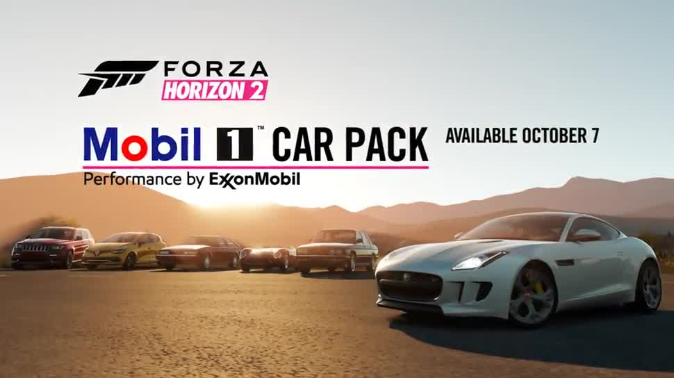 Microsoft, Trailer, Xbox, Rennspiel, Dlc, Forza, Forza Horizon, Microsoft Xbox, Forza Horizon 2