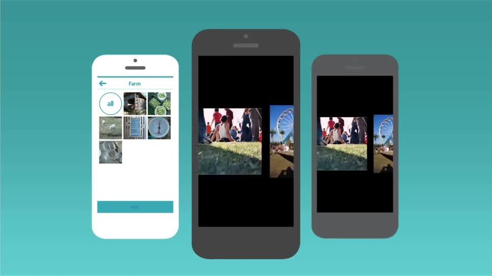 App, Smartphones, Bilder, Microsoft Research, Xim, Microsoft Xim