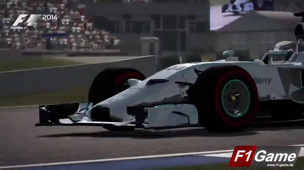 Gameplay, Rennspiel, Namco Bandai, Codemasters, Formel 1, F1, F1 2014, Hockenheimring