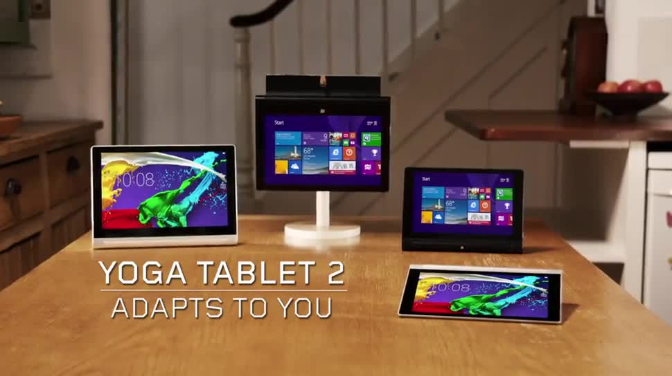 Android, Tablet, Windows 8.1, Lenovo, Yoga, Lenovo Yoga, Lenovo Yoga Tablet 2, Yoga Tablet, Lenovo Yoga Tablet, Lenovo Yoga Android, Yoga Tablet 2, Lenovo Yoga Tablet 2 with Windows