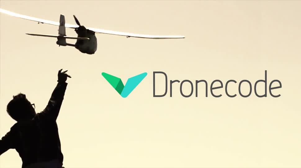Software, Linux, Open Source, Drohnen, Projekt