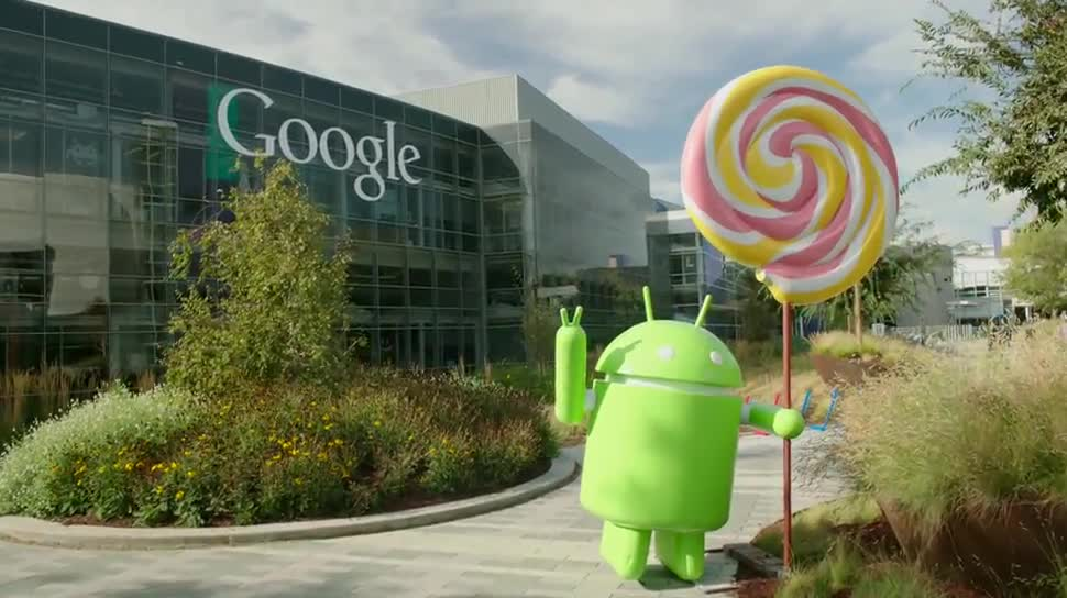 Google, Android, Lollipop, Android 5.0, Android L, Android 5, Googleplex