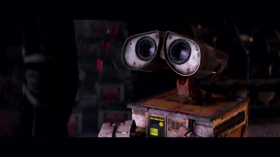 Trailer, Disney, Parodie, Pixar, Christopher Nolan, WALL-E, Bobby Burns