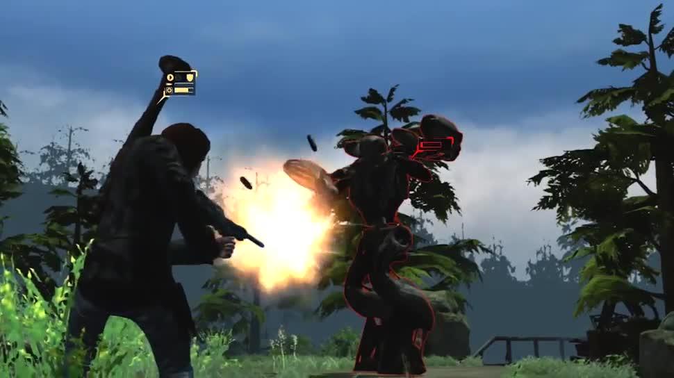 Trailer, Strategiespiel, Namco Bandai, Falling Skies
