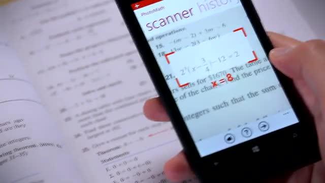 Smartphone, App, Windows Phone, iOS, Mathematik, Ocr, PhotoMath, Microblink