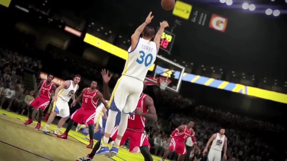 Trailer, 2K Games, Basketball, NBA, 2K Sports, NBA 2K15