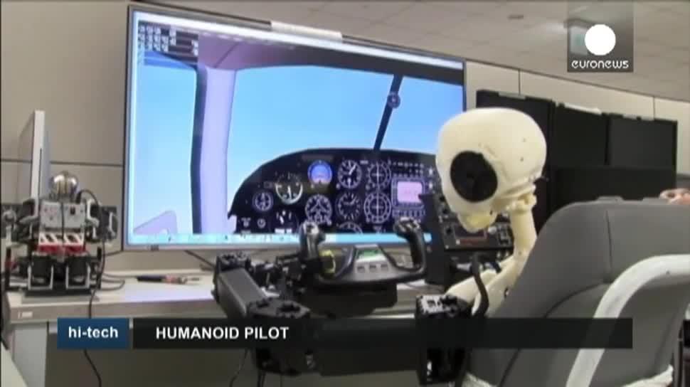 Roboter, Flugzeug, Drohnen, Südkorea, Fliegen, Pilot, Pibot, Flugkörper, Shim Hyun-Chul, Flugkapitän