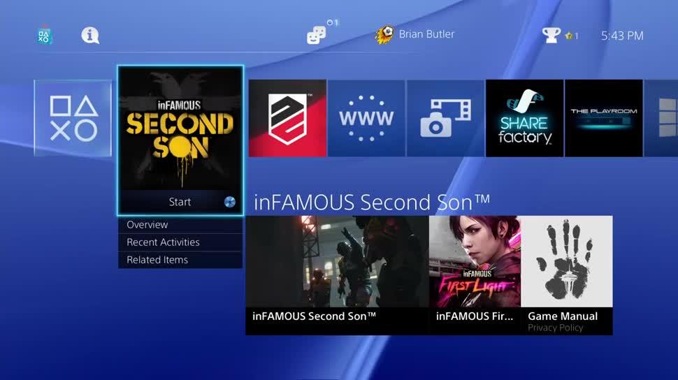 Sony, PlayStation 4, Playstation, PS4, Sony PlayStation 4, Sony PS4, Share Play