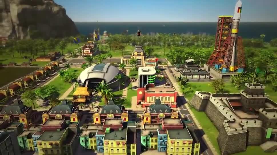 Microsoft, Trailer, Xbox 360, Strategiespiel, Kalypso Media, Microsoft Xbox 360, Tropico, Tropico 5