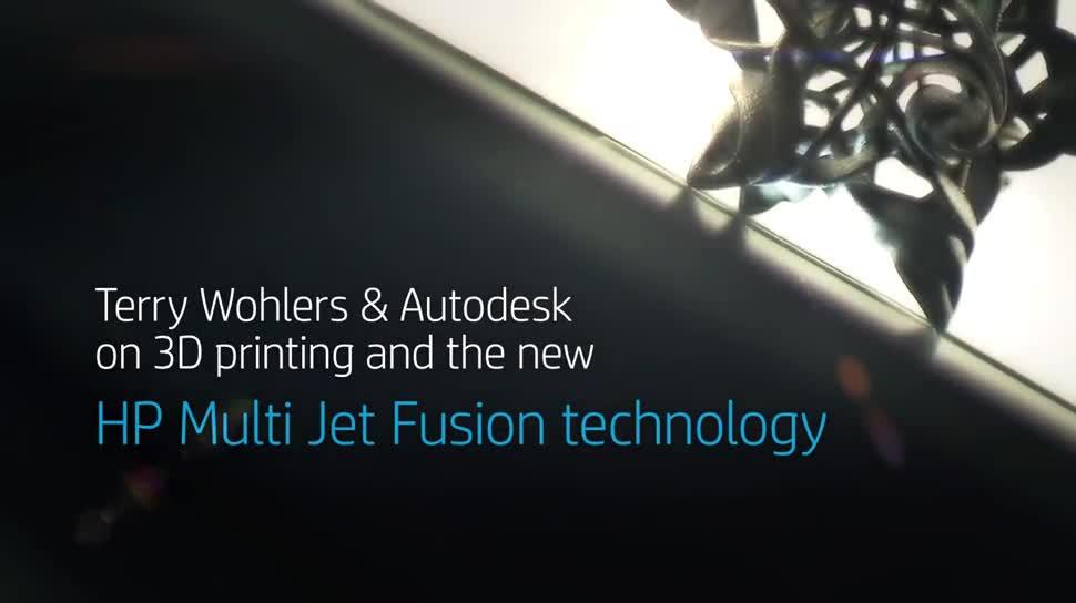 Hp, Hewlett-Packard, 3D-Druck, Multi Jet Fusion