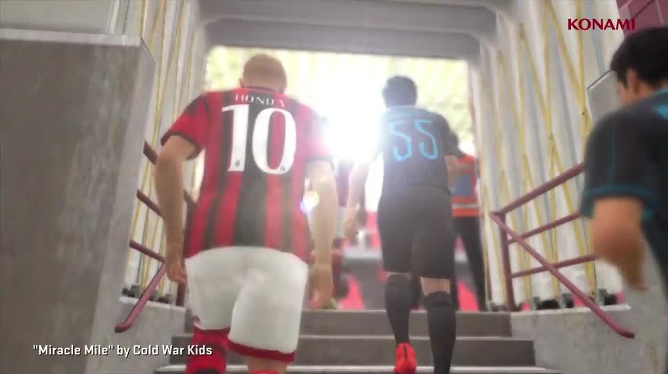 Trailer, Fußball, Konami, Pro Evolution Soccer, PES 2015, Pro Evolution Soccer 2015