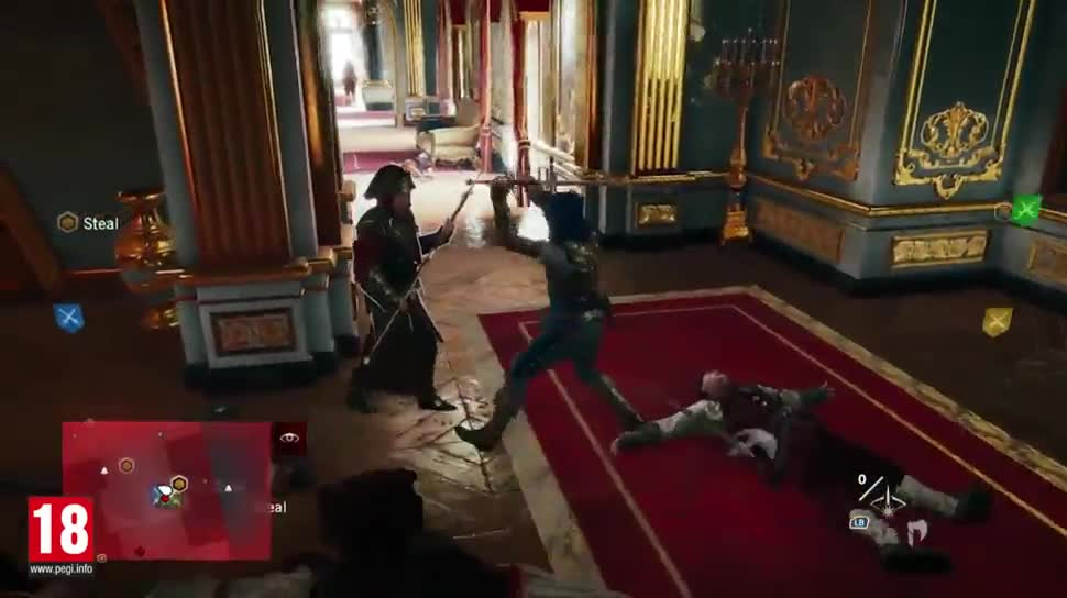Ubisoft, Gameplay, actionspiel, Assassin's Creed, Assassin's Creed Unity