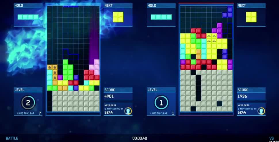 Ubisoft, Teaser, Puzzle, Tetris, Tetris Ultimate