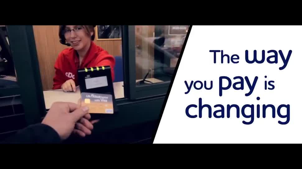 Unterschrift American Express Karte.Kreditkarten Visa Schafft Den Zwang Zur Unterschrift Komplett Ab
