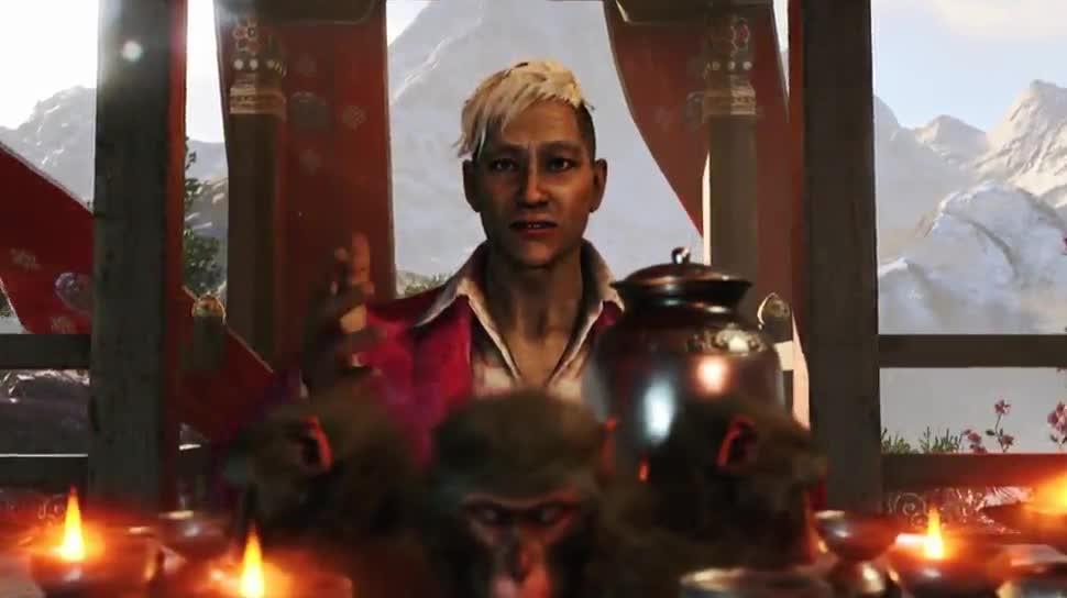 Trailer, Ego-Shooter, Ubisoft, Far Cry, Far Cry 4