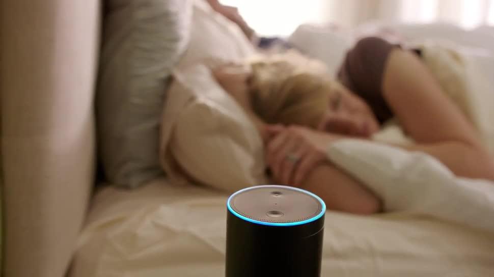 Amazon, Sprachassistent, Sprachsteuerung, Spracherkennung, Alexa, Lautsprecher, Spracheingabe, Amazon Echo, Echo