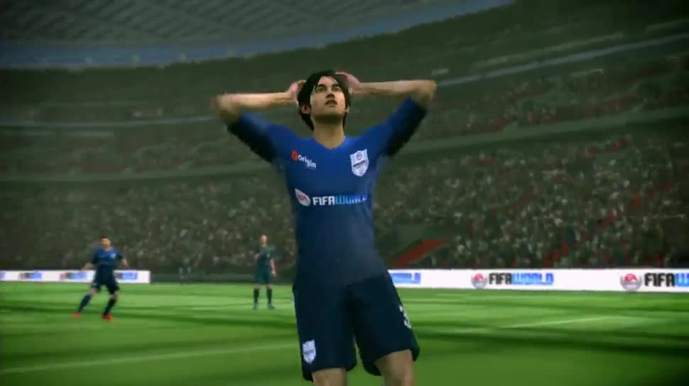 Trailer, Electronic Arts, Ea, Online-Spiele, Free-to-Play, Fußball, Simulation, EA Sports, FIFA World