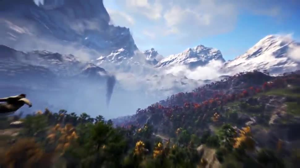 Trailer, Ego-Shooter, Ubisoft, Nvidia, Far Cry, Far Cry 4, Gameworks