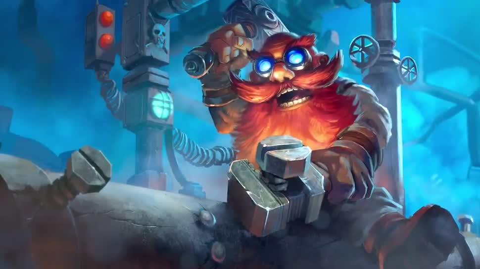 Trailer, Online-Spiele, Blizzard, Blizzcon, Kartenspiel, HearthStone, Hearthstone: Heroes of Warcraft, Blizzcon 2014, Goblins gegen Gnome