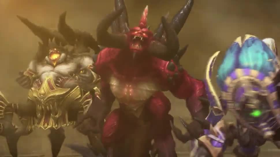 Trailer, Online-Spiele, Blizzard, Free-to-Play, Mmo, Mmorpg, Online-Rollenspiel, Blizzcon, Heroes of the Storm, Blizzcon 2014