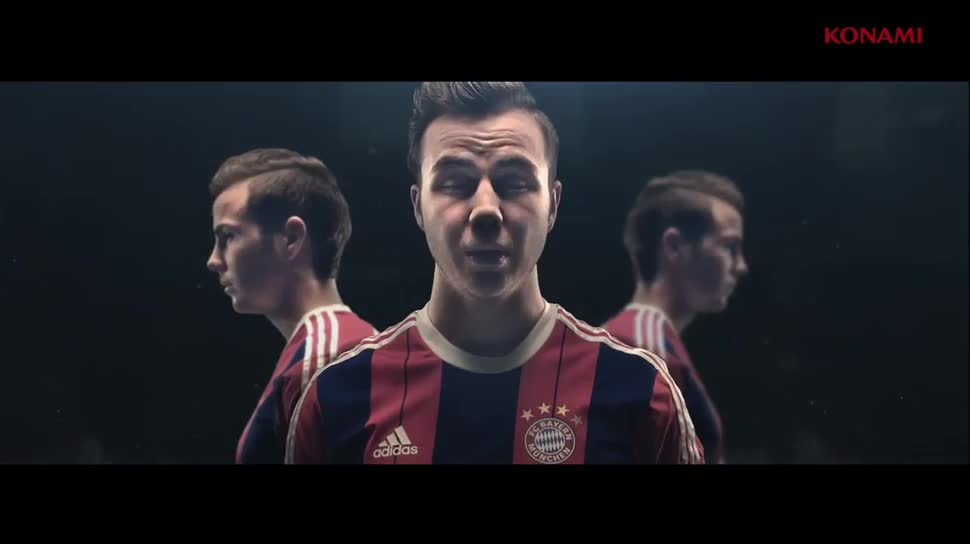 Trailer, Fußball, Konami, PES, Pro Evolution Soccer, PES 2015, Pro Evolution Soccer 2015, Mario Götze
