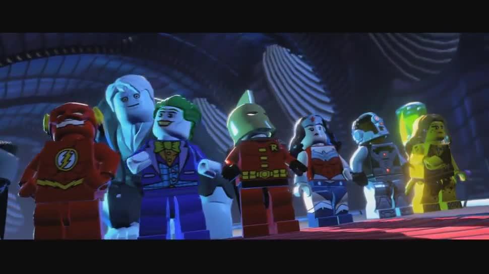 Trailer, Spiel, Batman, Lego, DC Comics, Warner Bros, LEGO Batman, Lego Batman 3, Jenseits von Gotham
