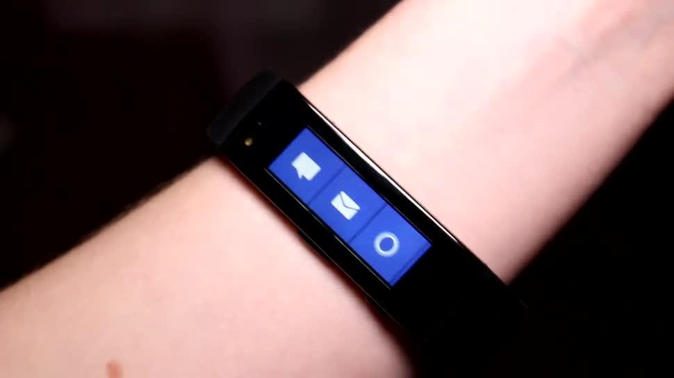 smartwatch, Wearables, Fitness-Tracker, Wearable, Fitness, Fitnesstracker, Fitness-Band, Microsoft Band, Microsoft Wearable