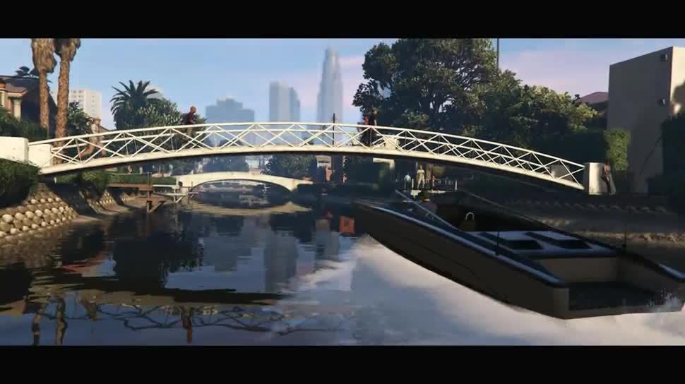 Trailer, Xbox One, PlayStation 4, Launch, Rockstar Games, Rockstar, GTA 5, Grand Theft Auto, Grand Theft Auto 5