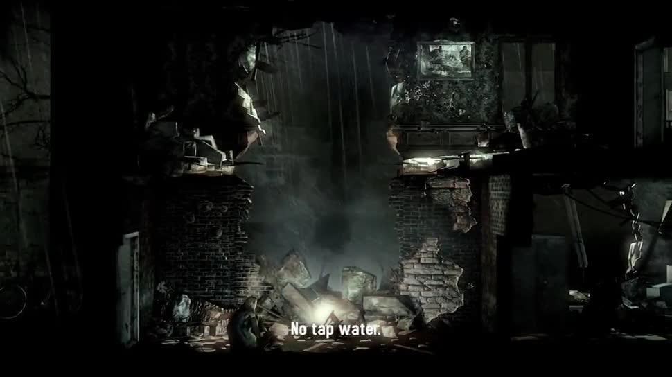 Spiel, Krieg, This War of Mine, 11 Bit Studios