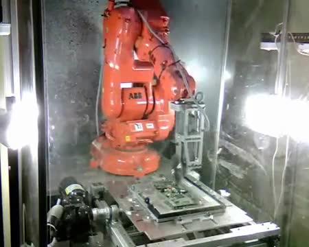 Forschung, Roboter, Elektronik, Robotik, Recycling, Elektroschrott