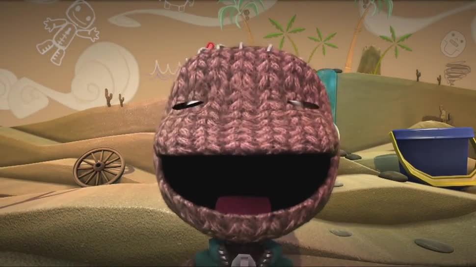 Trailer, Sony, PlayStation 4, Playstation, PS4, Sony PlayStation 4, PlayStation 3, PS3, Sony PS4, Sony Playstation 3, Jump & Run, Puzzle, Little Big Planet, LittleBigPlanet 3