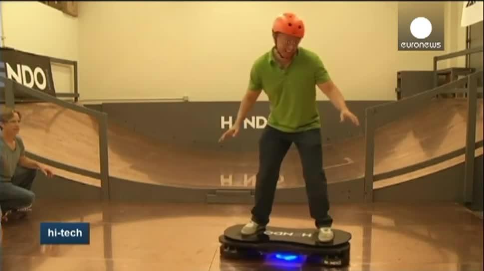 Hoverboard, Zurück In Die Zukunft, Skateboard, Marty McFly, Hendo, Arx Pax, Hoverparks, Greg Henderson