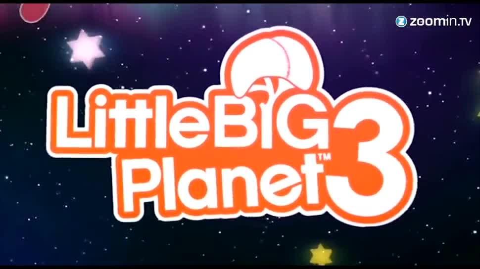 Sony, Little Big Planet, LittleBigPlanet 3, Little Big Planet 3