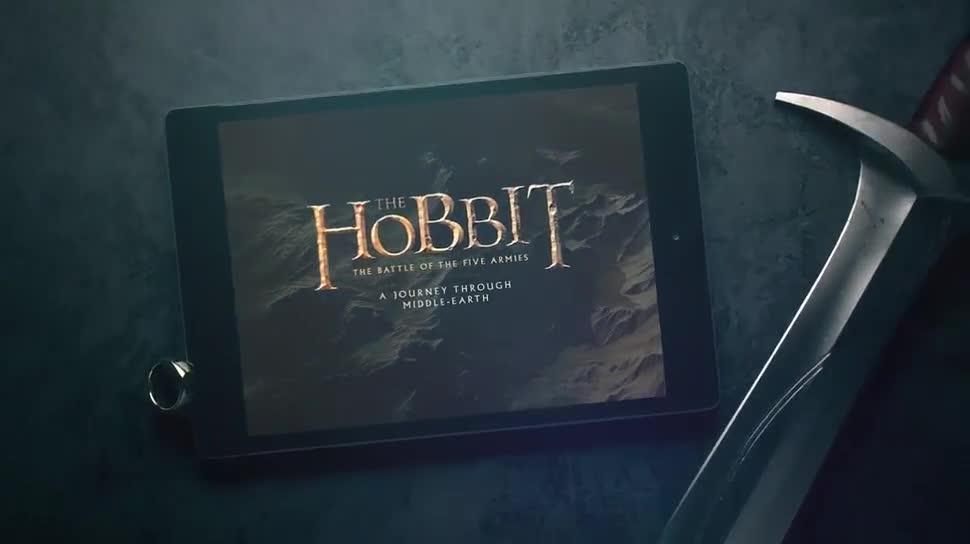 Google, Chrome, Google Chrome, Mittelerde, Webgl, HTML 5, Browser-Spiel, WebRTC, Browser-Game, Der Hobbit, Chrome Experiments, The Hobbit, Eine Reise durch Mittelerde, Die Schlacht der fünf Heere
