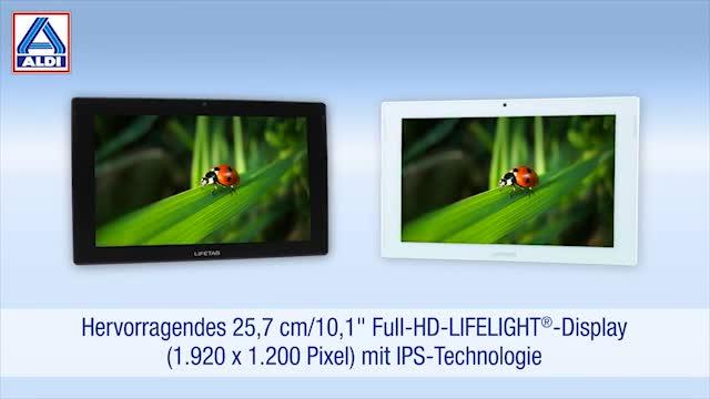 Tablet, Intel, Quadcore, Full Hd, Medion, Aldi, Android 4.4, Intel Atom, KitKat, Atom, LifeTab, Intel Atom Z3735, Aldi Tablet, Medion LifeTab S10346, Z3735