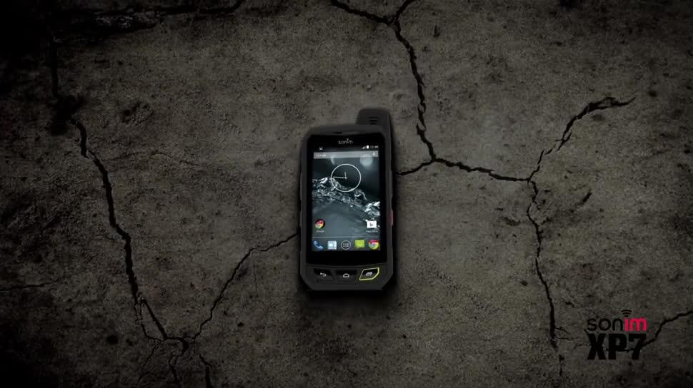 Smartphone, Android, Outdoor, Sonim, Sonim XP7