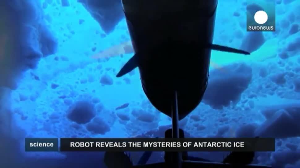 Roboter, Antarktis, Tauchroboter, antarktischen Meereises, Meereis, British Antarctic Survey, BAS, RSS James Clark Ross