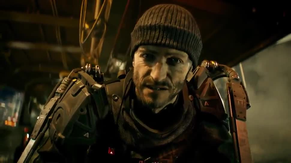 Trailer, Ego-Shooter, Call of Duty, Dlc, Activision, Zombies, Call of Duty: Advanced Warfare, Sledgehammer Games, Exo-Skelett, Havoc