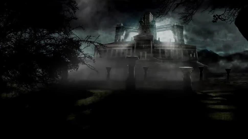 Trailer, Adventure, Horror, Atari, Haunted House, Cryptic Graves