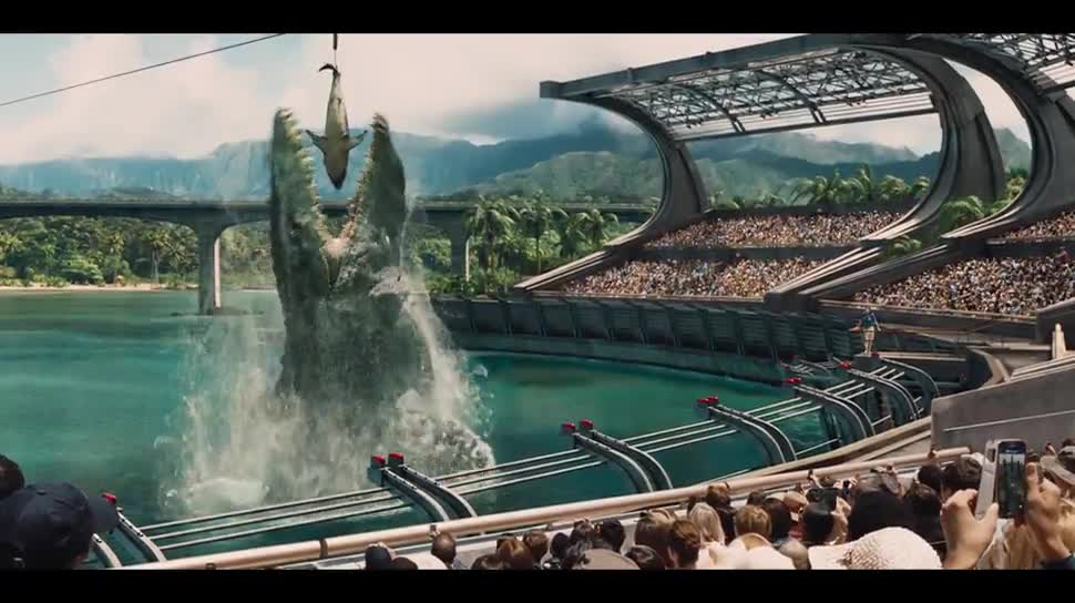 Trailer, Kinofilm, Universal Pictures, Jurassic World, Jurassic Park, Jurassic Park 4
