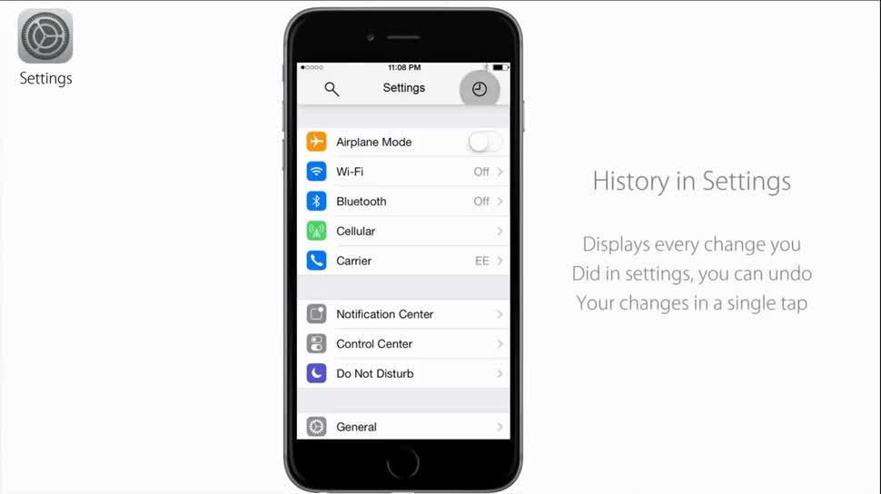 Betriebssystem, Apple, Iphone, Ipad, Konzept, iOS 9