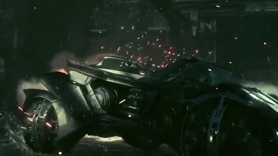 Trailer, actionspiel, Warner Bros., Batman, Arkham Knight