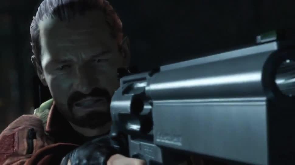 Trailer, Capcom, Resident Evil, Survival Horror, Resident Evil: Revelations, Resident Evil Revelations 2, Barry Burton