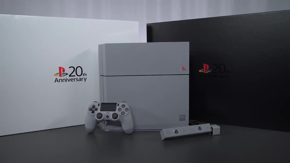 Sony, PlayStation 4, Playstation, PS4, Sony PlayStation 4, Sony PS4, 20th Anniversary Edition PS4