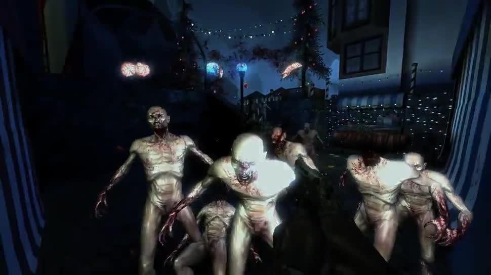 Killing Floor - Trailer zum Weihnachts-Event 2014