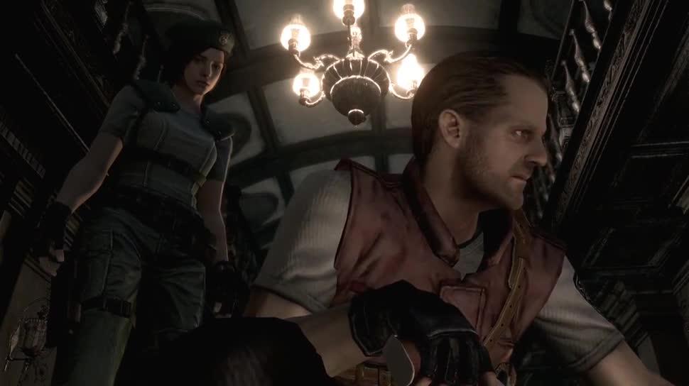 Trailer, Gameplay, Capcom, Resident Evil, Survival Horror, Resident Evil Remastered
