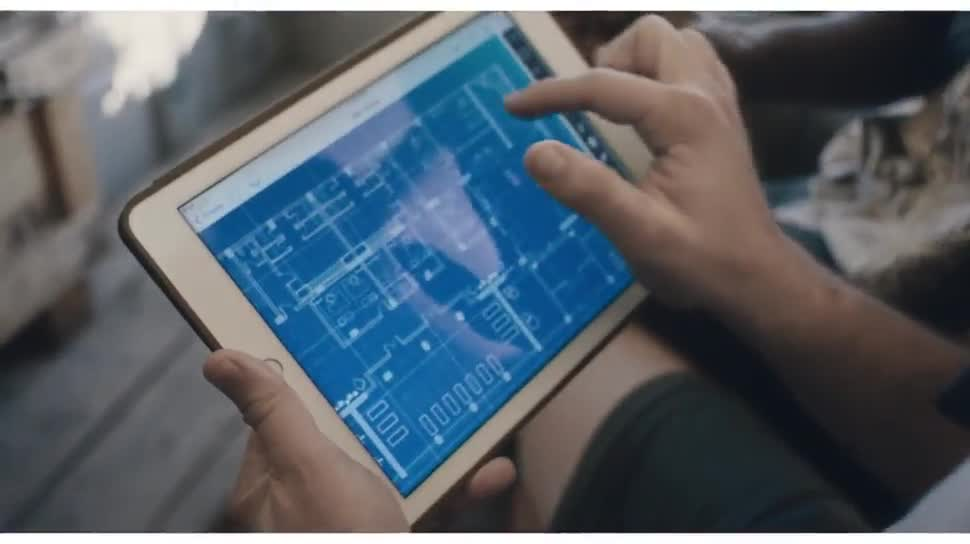 Apple, Tablet, Ipad, Apps, Werbespot, Apple Ipad, iPad air, iPad Air 2, Apple iPad air, Apple iPad Air 2