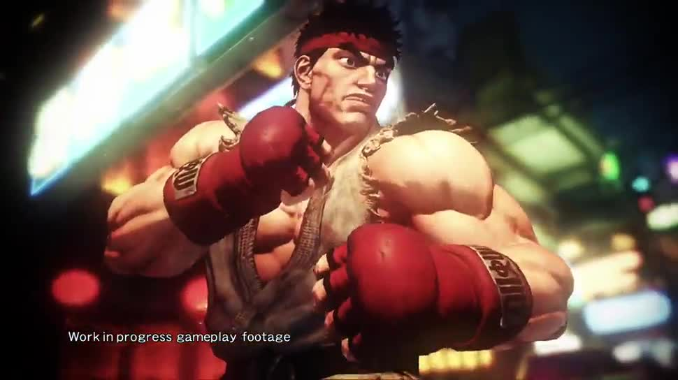 Capcom, Prügelspiel, Street Fighter, Street Fighter V, PlayStation Experience, PlayStation Experience 2014, Street Fighter 5